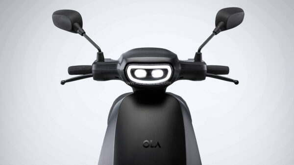 Ola Electric Scooter Reverse Mode