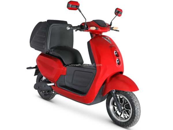 Omega Electric Scooter Launch