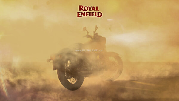 Royal Enfield Classic 350 Launch Date Teaser