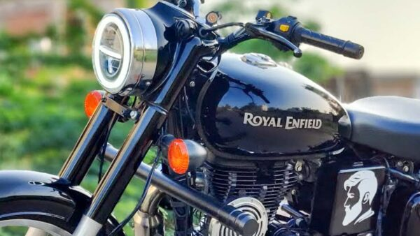 New Royal Enfield Classic Bullet