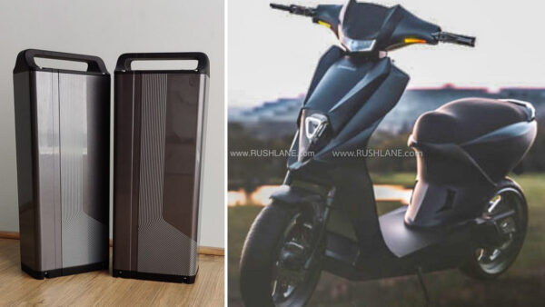 Simple Electric Scooter Battery Pack