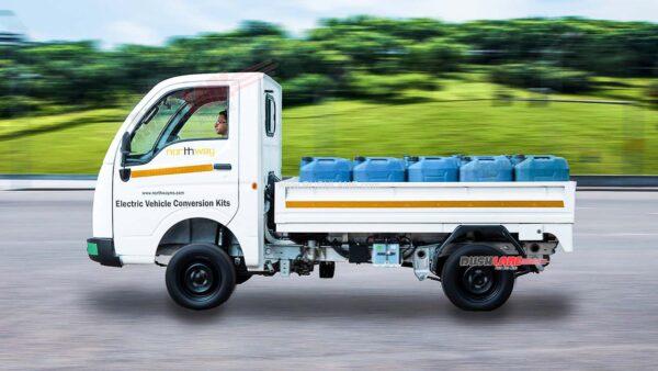 Tata Ace EV Conversion Kit