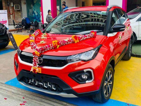 Nexon is best selling Tata car