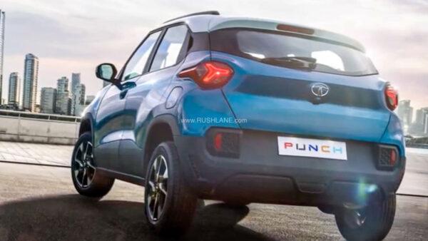 New Tata Punch