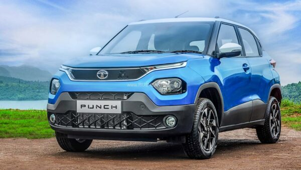 Tata Punch SUV