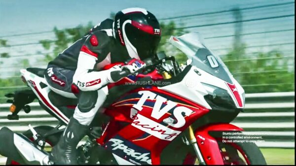 TVS Apache 310 Race Kit and Dynamic Kit launched