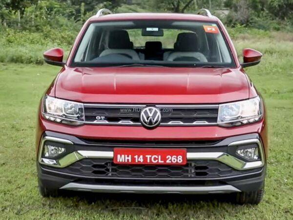 New Volkswagen Taigun