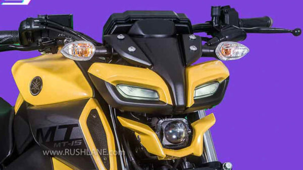 New Yamaha MT15 with Bluetooth launch soon