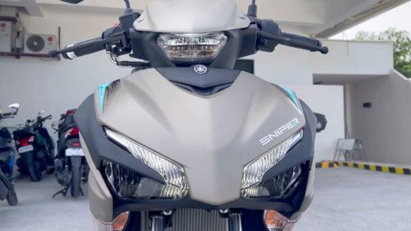 Yamaha 155cc Scooter India