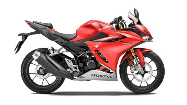 2021 Honda CBR150R