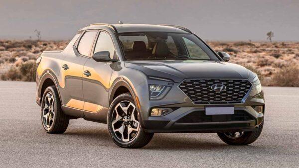 2022 Hyundai Creta Pickup Truck Renders