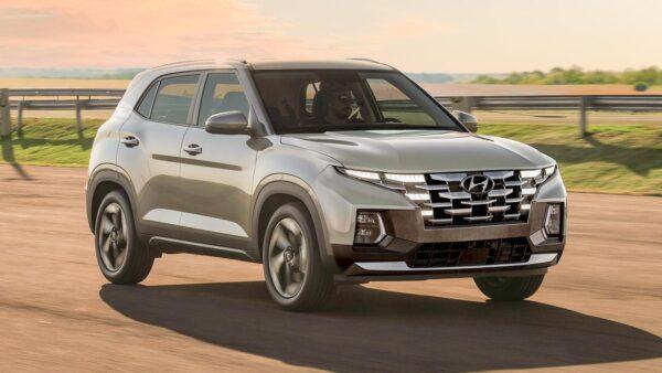 Hyundai Creta Facelift Render