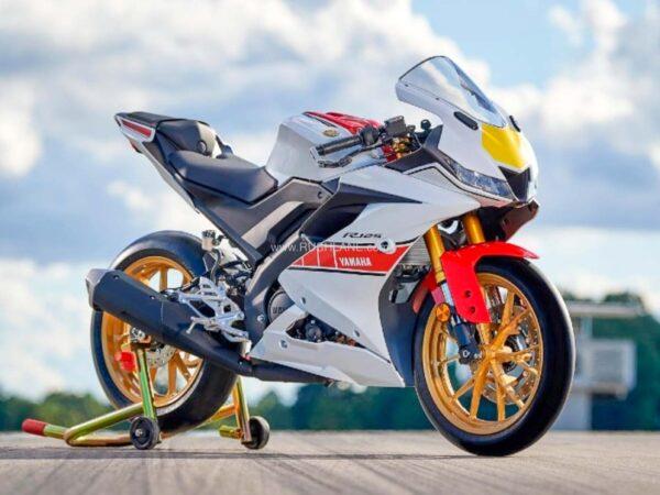 2022 Yamaha R125