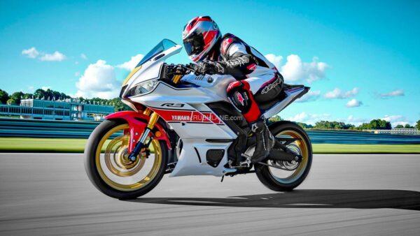 2022 Yamaha R3