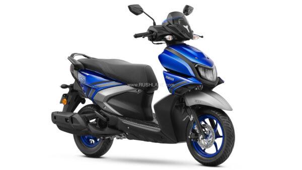 New Yamaha RayZR