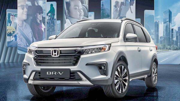 2022 Honda BR-V Debuts