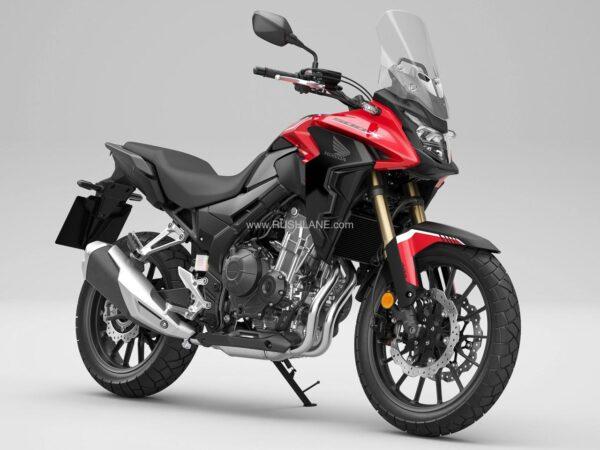 2022 Honda CB500X