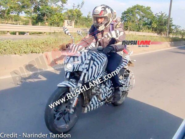 New Bajaj Pulsar 250NS