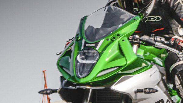 New Benelli Tornado 252R