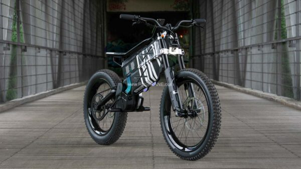 New BMW Electric Motorcycle / Bicycle Concept