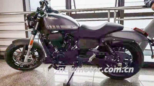 Upcoming 300cc Harley Davidson