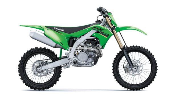 New Kawasaki KX450