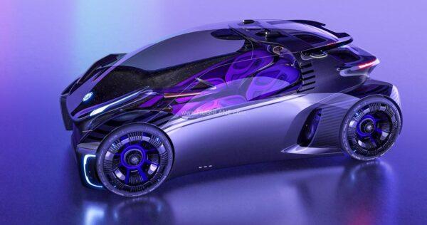 MG Maze Electric Car Concept