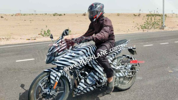 New Bajaj Pulsar 250cc - Pulsar 250F
