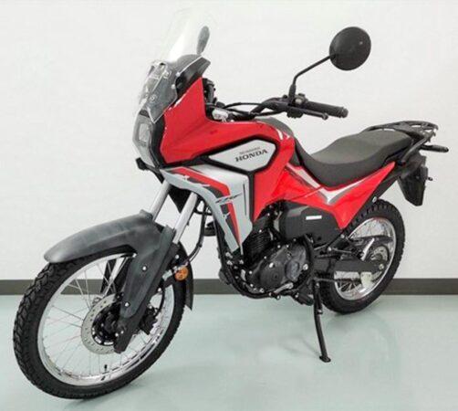 New Honda CRF190L