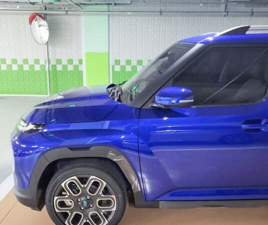 New Hyundai Casper