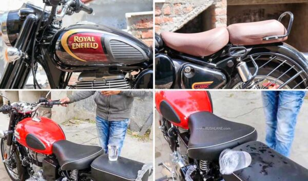Royal Enfield New Classic 350 Vs Old Classic 350 - Vibration Test