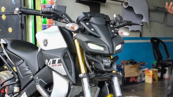 Yamaha MT15 Sales Aug 2021