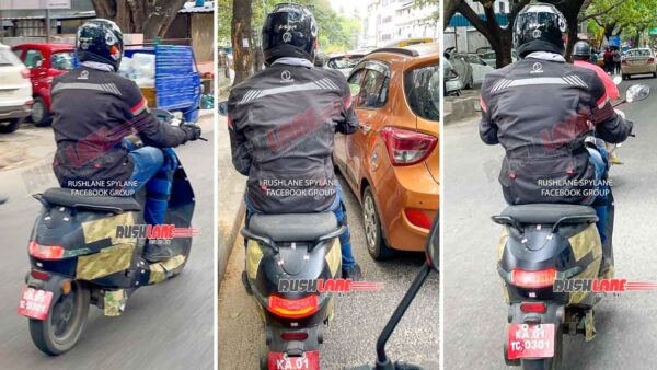 Ola Electric Scooter Testing Continues