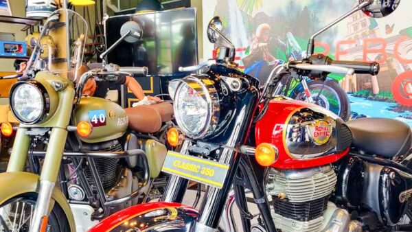New Royal Enfield Classic 350 Sales