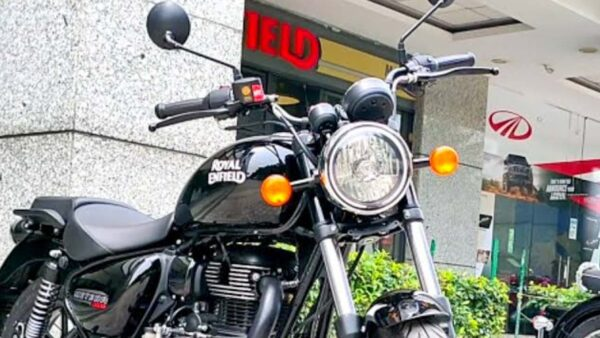 New Royal Enfield Meteor