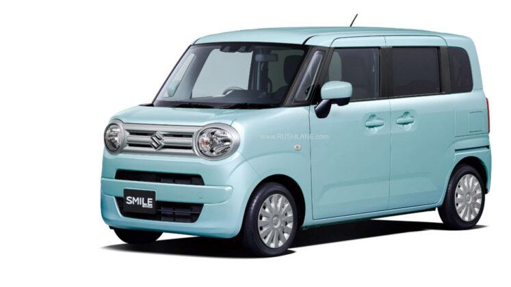 2022 Suzuki WagonR Smile