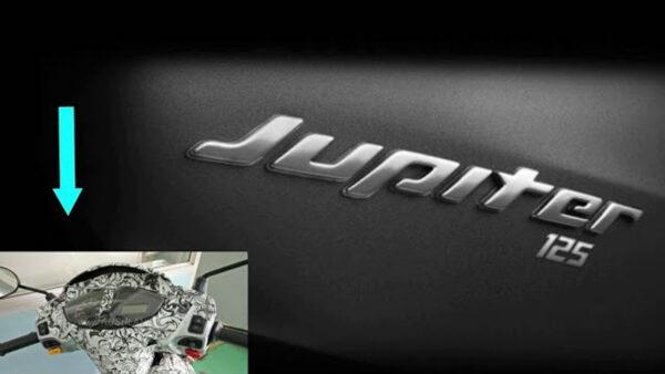 TVS Jupiter 125