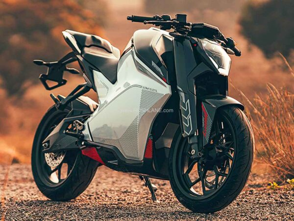 Ultraviolette Electric Motorcycle