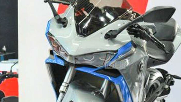 Upcoming Benelli Electric Motorcycle
