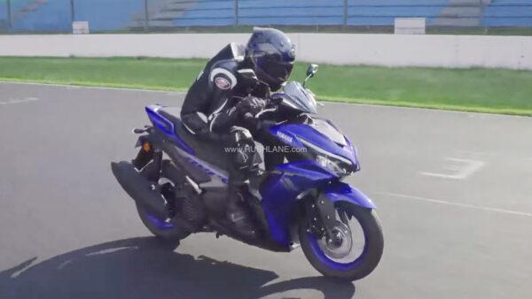 Yamaha Aerox 155