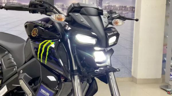 Yamaha MT15 Monster Edition