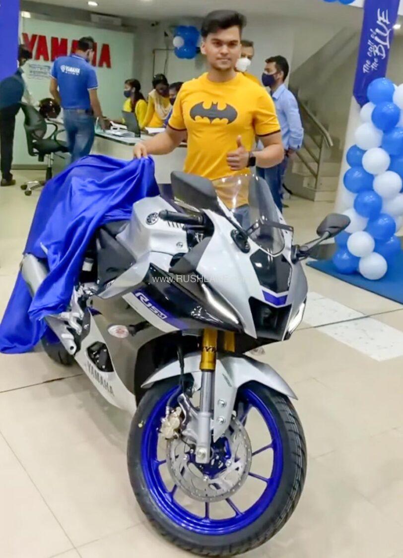 New Yamaha R15M, R15 V4 Delivery Starts