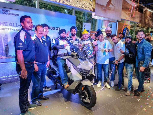 BMW Scooter First Owner In India