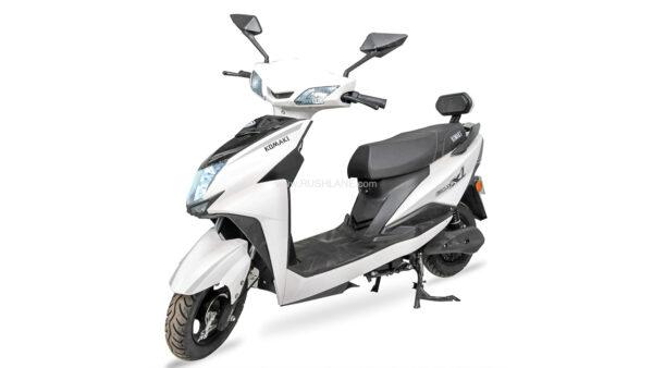 Komaki Electric Scooter Sales