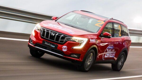 Mahindra XUV700 New Endurance Record