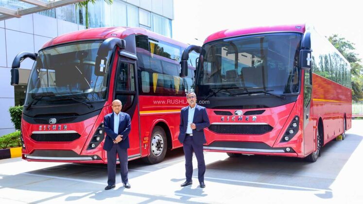 New Eicher Luxury Bus Launched