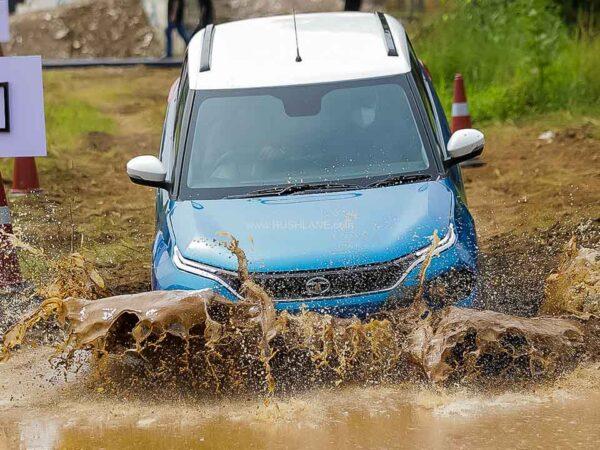 Tata Punch Off-roading