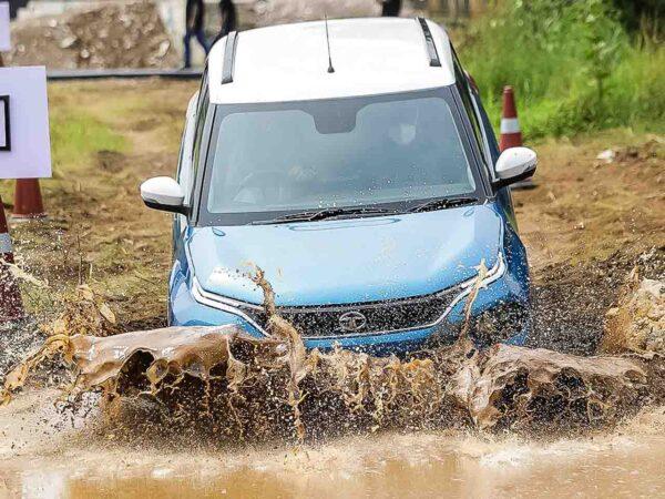 Tata Punch Crash Test Safety Rating