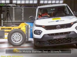 Tata Punch Safety Rating