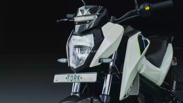 Tork Electric Motorcycle